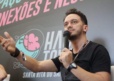 Thiago Mota fala sobre Liderança Criativa no Hacktown SRS 2017 em Minas